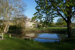 Best Cotswold Tours Wyck Rissington Village Pond